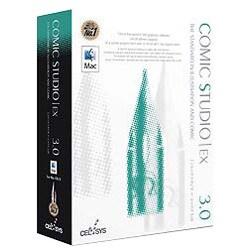 ComicStudioEX Ver.3.0 for Mac OS X