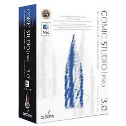 ComicStudioPro Ver.3.0 for Mac OS X