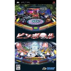 ピンボール [PSPソフト]