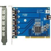 USB2.0N6P-PCI [NEC製μPD720101搭載 USBインターフェースボード]