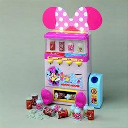ファンファンタイム ミニーマウス プリティリボンジュース販売機