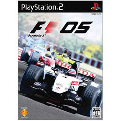 Formula One 2005 [PS2ソフト]