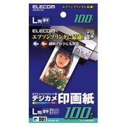 EJK-EPL100 [デジ得用紙エプソン用 印画紙 L判 100枚入]