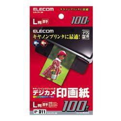 EJK-CPL100 [デジ得用紙キヤノン用 印画紙 L判 100枚入]