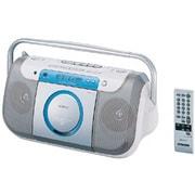 CFD-E100TVL(ブルー) [CDラジオカセットコーダー]