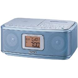 CFD-E500TVL(ブルー) [CDラジオカセットコーダー]