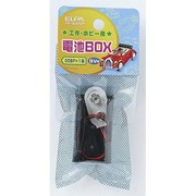PP-006NH 電池BOX 006P×1 [電気関連用品]