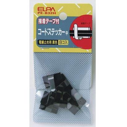 PE-B32H コードステッカー中黒 [電気関連用品]