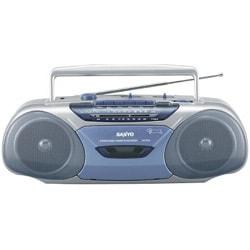 U4-ST22(L:ブルー) [ラジオカセットレコーダー]