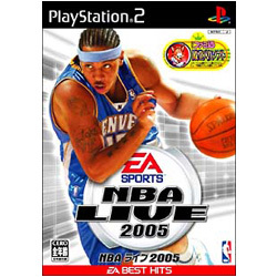 NBA LIVE 2005 (EA BEST HITS) [PS2ソフト]