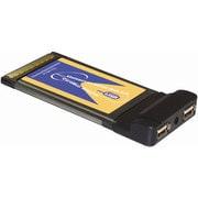 MCUA-20L [インターフェースPCカード USB2.0×2ポート]