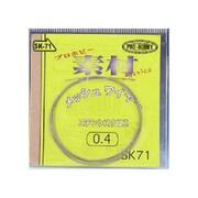 SK71 [メッシュワイヤー(ステンクロス) 0.4mm]
