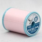 シャッペスパン3 [家庭用糸(60番手200m) 薄ピンク]