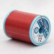 シャッペスパン12 [家庭用糸(60番手200m) 赤(1)]