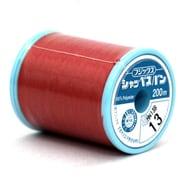 シャッペスパン13 [家庭用糸(60番手200m) 赤(2)]