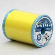 シャッペスパン29 [家庭用糸(60番手200m) 黄(1)]