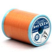 シャッペスパン37 [家庭用糸(60番手200m) オレンジ(1)]