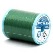 シャッペスパン63 [家庭用糸(60番手200m) 緑(1)]