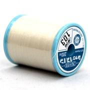 シャッペスパン103 [家庭用糸(60番手200m) 薄ベージュ]