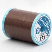 シャッペスパン123 [家庭用糸(60番手200m) 茶(2)]
