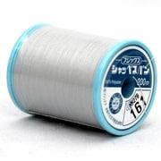 シャッペスパン161 [家庭用糸(60番手200m) 薄グレー(1)]