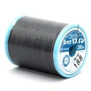 シャッペスパン188 [家庭用糸(60番手200m) 濃グレー(1)]