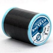 シャッペスパン402 [家庭用糸(60番手200m) 黒]