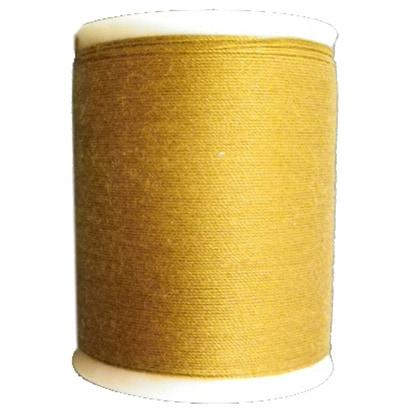 ジーンズステッチ209 [家庭用糸(20番手150m) 金茶(1)]