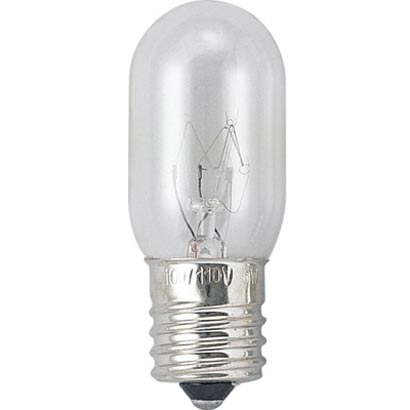 T221725CMISINE [白熱電球 ミシン球 E17口金 25W 22mm径 クリア]