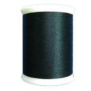 キングレザーミシン糸402 [家庭用糸(30番手200m) 黒]