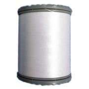 スターミシン刺繍糸401 [家庭用糸(50番手250m) 白]
