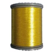 スターミシン刺繍糸キン [家庭用糸(50番手250m) ゴールド]