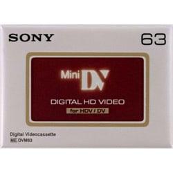 3DVM63HD [63分MiniDVカセット 3本パック HDV/DV]