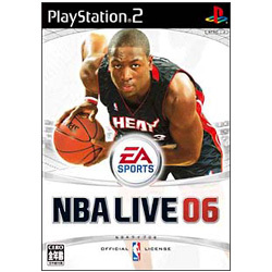 NBAライブ 06 [PS2ソフト]