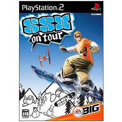 SSX On Tour [PS2ソフト]