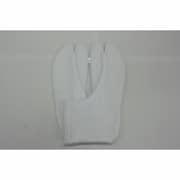 3001J-3L ストレッチ足袋 白/3L [伸縮し履きやすい足袋]