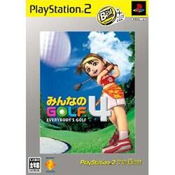 みんなのGOLF4 PlayStation2 the Best [PS2ソフト]