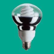 電球形蛍光灯 EFR25EL22SP パルックボールスパイラル レフ形 R形・E26口金(電球色) 100W電球タイプ