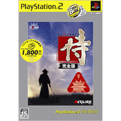 侍 完全版 PlayStation2 the Best [PS2ソフト]