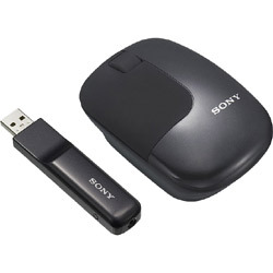 SMU-WC3 B [ワイヤレス 光学式 USB メタリックブラック]