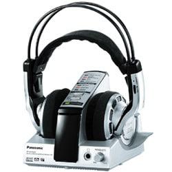 RP-WH7000-S [RP-WH7000-S(シルバー) [デジタルコードレスサラウンドヘッドホン]]