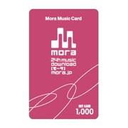3221003 [Mora Music Card 1,000円分]