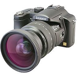 HD-6600PRO-55 [ワイド・コンバージョンレンズ 0.66倍 55mm径用]