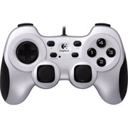 GPX-500SV [12ボタン USBゲームパッド  シルバー PC GameController GPX-500]