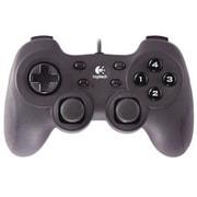 GPX-500BK [USB接続 12ボタン PCゲーム コントローラ ブラック PC GameController GPX-500]