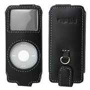 PALCIPDNS/RD(レッド) [PDAIR Leather Case for iPod nano スリーブタイプ]