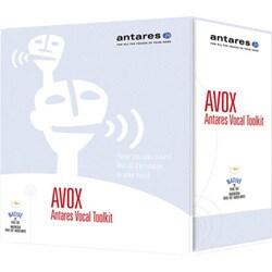 AVOX [the Antares Vocal Toolkit] Win&Mac