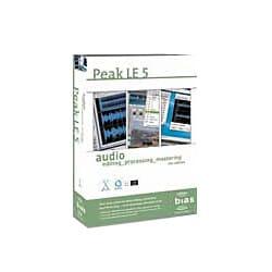 Bias Peak LE 5 Macintosh用