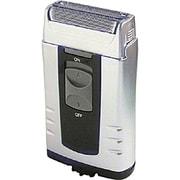 A-640 [シェーバー 乾電池式 シルバー 水洗い・ポケそり 2枚刃]