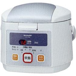 KS-H58-W [炊飯器 3合炊き ホワイト系]
